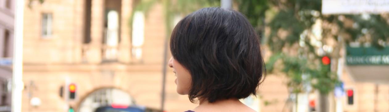 海外で働く美容師 Yasu